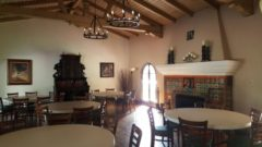 A workshop room at Rancho Capistrano. Creative Church Arts Conf. 2018.