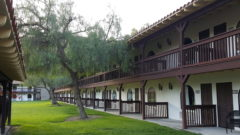 The lovely lodging at Rancho Capistrano. Creative Church Arts Conf. 2018.